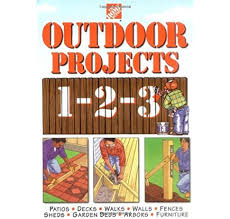 The Home Depot Outdoor Projects 1 2 3 Home Depot 1 2 3 By Home Depot Books 1998 02 Home Depot Books Books Amazon Ca