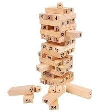 Bộ trò chơi rút gỗ giải trí thông minh loại lớn chỉ 66.000₫