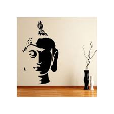 Design Your Bedroom With Buddha Wall Decals Spacewell Venture