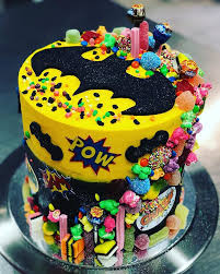 The Best Birthday Cakes In Noosa Sunshine Coast Fiona Fancies