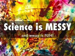 Image result for messy science