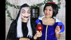 snow white witch makeup tutorial