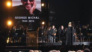 What happened during Adele's George Michael Grammy tribute? Details on her  glitch