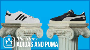 The Enemy Brothers Who Founded Adidas and PUMA - Alux.com