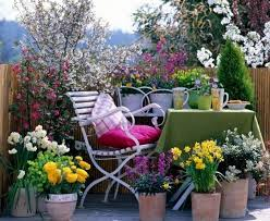 tips to start a balcony flower garden