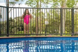 Above Ground Pool Safety Fence In St Louis Why Have A Pool Fence