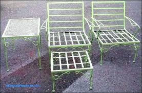 chairs antique metal garden bench
