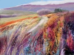 Letitia Smith-Burnett paintings & prints: Hidden Gully