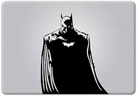 Batman Superhero Compatible With Macbook Laptop Car Window Locker Die Cup Vinyl Decal Sticker Computers Accessories Amazon Com