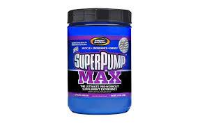 gaspari nutrition superpump max g