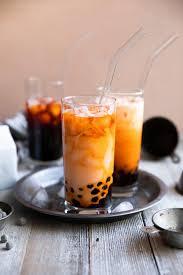 boba tea recipe how to make thai