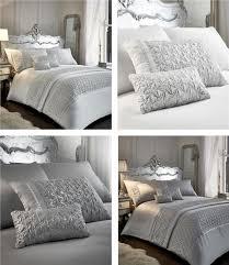 luxury bedding duvet cover sets grey or