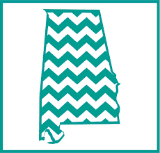 Chevron State Pride Vinyl Decal Jodi S Accessories