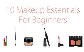 makeup basics for beginners saubhaya
