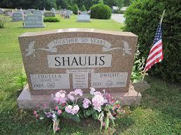 Louella Hamilton Shaulis (1923-Unknown) - Find A Grave Memorial