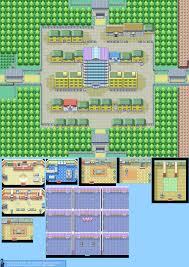 Game Boy Advance - Pokémon FireRed / LeafGreen - Saffron City ...