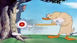 Tom y Jerry en Español Little Quacker + Down and Outing Dibujos ani - video  dailymotion