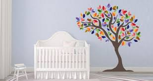 Rainbow Tree Wall Decal Dezign With A Z