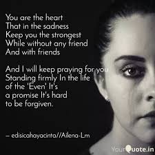 you are the heart that i quotes writings by edisi cahaya