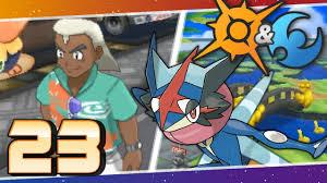 Pokémon Sun and Moon - Episode 23