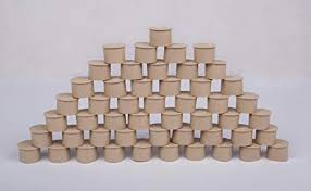 Tan Pool Fence Deck Sleeves And Caps 24 Pack