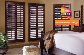 autumn offer plantation shutters