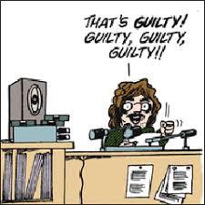 """Image result for doonesbury guilty guilty guilty"""""""