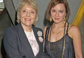 Dame Diana Rigg, her daughter Rachael Stirling and Doctor Who | The  Independent