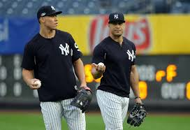 Yankees' Aaron Judge and Giancarlo ...