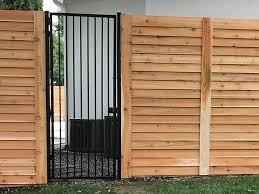 City Fence Gates Custom Fences Automated Gates Fence Repair