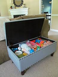 Living Room Toy Storage Ideas Organised Pretty Home Living Room Toy Storage Toy Organization Living Room Diy Toy Storage