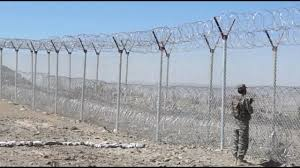 Pakistan Starts Building Fence Along Border With Afghanistan Youtube