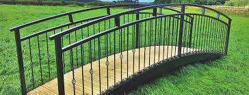best deals on garden bridges wooden