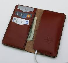 handmade leather wallet leather