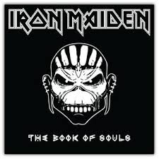 Iron Maiden The Book Of Souls Sticker Car Bumper Decal 3 Or 5 Ebay