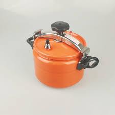 Nồi áp suất đun ga đáy từ 7L size 24cm AG199 dùng được trên cả bếp từ và  các bếp khác, màu ngẫu nhiên-hàng chính hãng - Nồi áp suất Thương hiệu