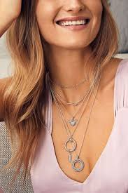 necklaces for women rose gold gold