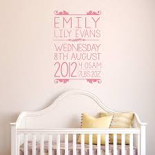 Childrens Name Wall Stickers Independencefest Org