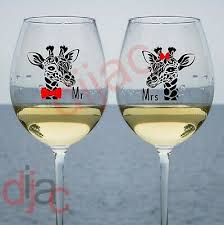 vinyl decals stickers for wine glass