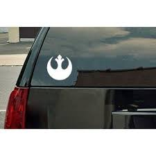 Star Wars Rebel Alliance Decal The Coolest Stuff Ever