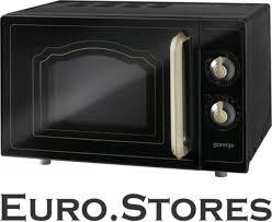 retro design black 800w 20l