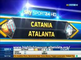 Catania-Atalanta 2-0 Highlights All Goals Sky Sport HD - Video Dailymotion