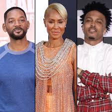 """Will Smith And Jada Pinkett Smith: Jada's Affair Revelation Took A New Turn  When August Alsina Agreed To The Word """"Entanglement"""" To Define His  Relationship! - The Tech Education"""