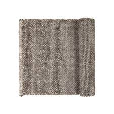 blomus pura woolen looped area rug