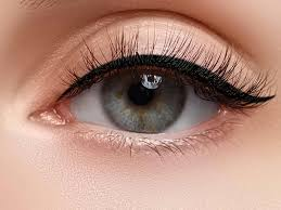 eye makeup to make your eyes look