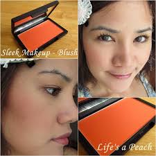 sleek makeup blush บล
