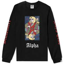billionaire boys club long sleeve alpha