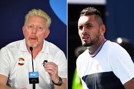 Nick Kyrgios slams Boris Becker 'rat ...