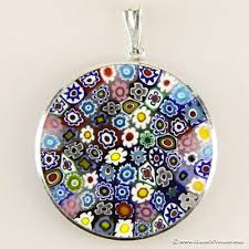 millefiori glass jewelry making journal