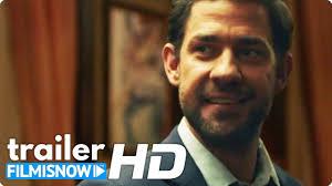 JACK RYAN Stagione 2 (2019) Trailer Teaser ITA   Amazon Prime Serie -  YouTube